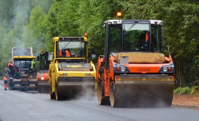 В этом году завершится ремонт автомобильной дороги «Новгород – Псков» – Феофилова Пустынь