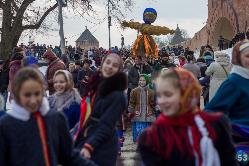 В гостиницах Великого Новгорода к Масленице осталось немного мест