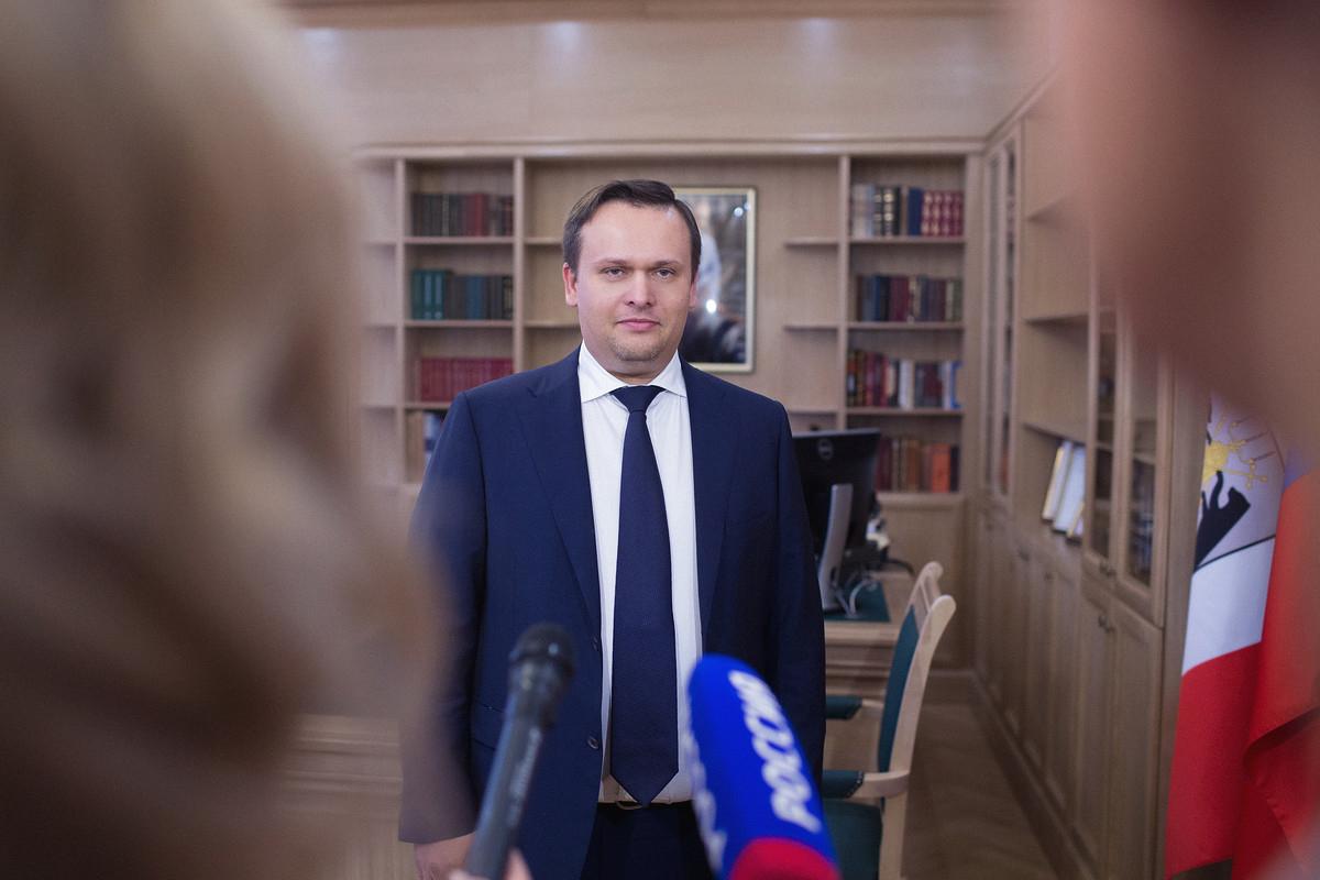 Сегодняшняя пресс-конференция Андрея Никитина будет сопровождаться трансляцией «ВКонтакте»