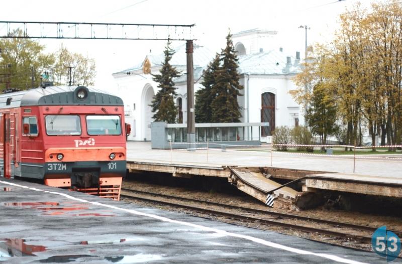 Александр Малькевич призывает нешаблонно отнестись к выбору имени для новгородского вокзала