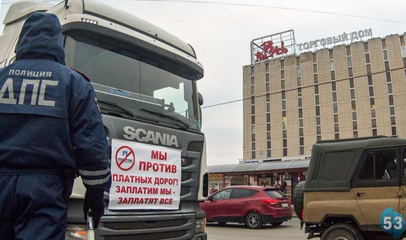 В Министерстве транспорта передумали повышать тариф «Платон» в два раза