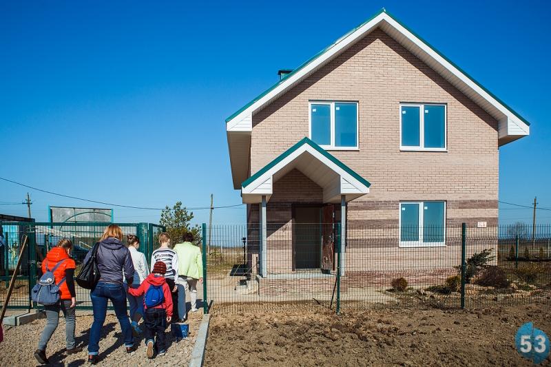 К 2025 году в новгородскую агломерацию должны переселиться 44575 человек