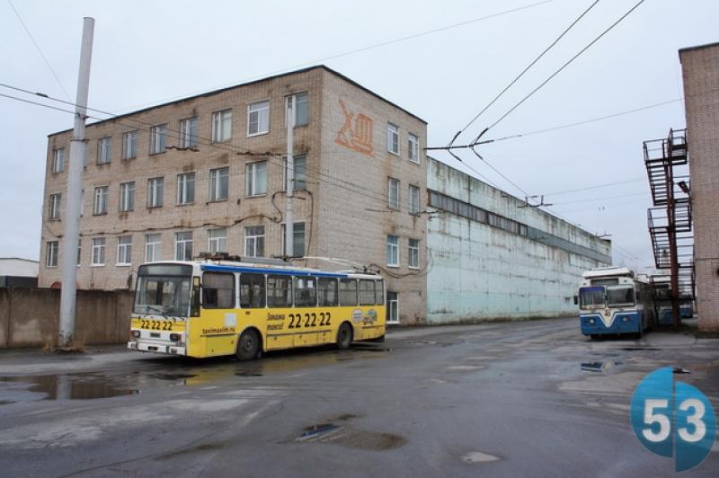 На улицы Великого Новгорода возвращаются троллейбусы №4 и №5
