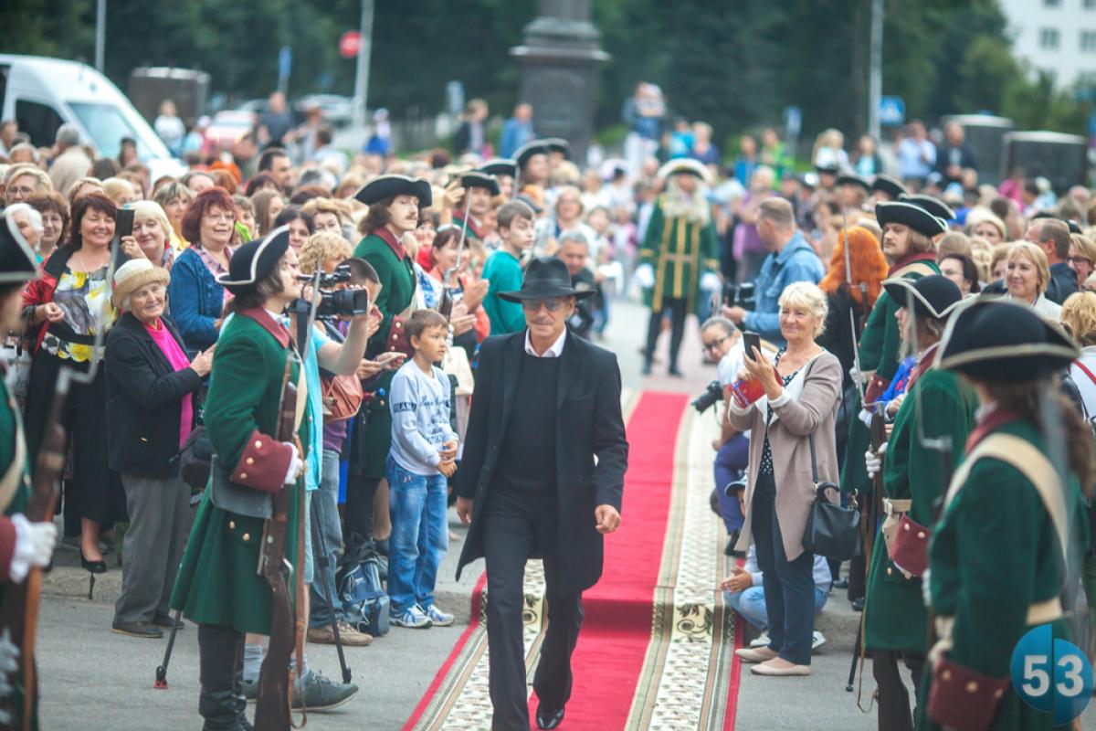 Фестиваль исторических фильмов «Вече» охватит шесть городов Новгородской области