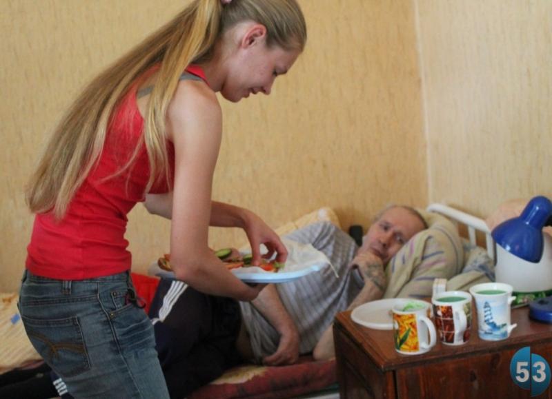 Волонтера во в домах престарелых бужаниново пансионат для пожилых