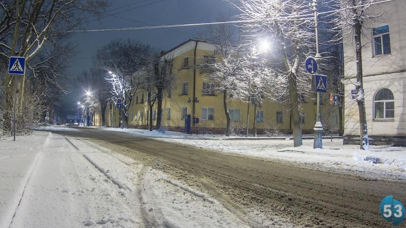 перекресток улиц Козьмодемьянской и Тихвинской