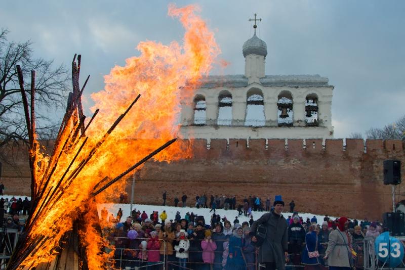 В Великом Новгороде провожать зиму и закликать весну будут 10 марта