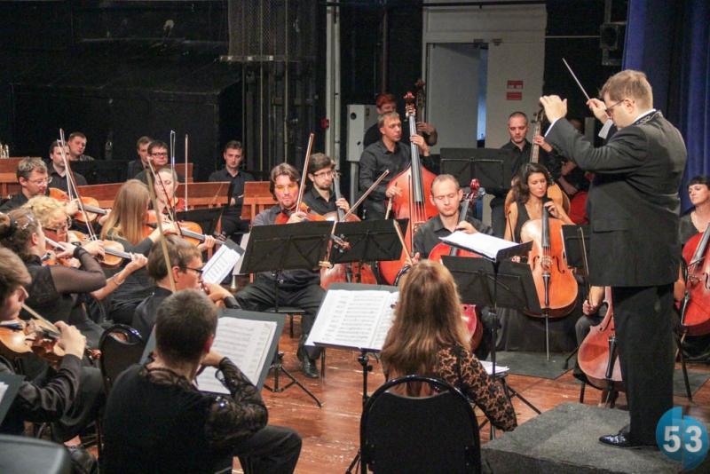 Объединённый симфонический оркестр Северо-Запада России выступил в Великом Новгороде
