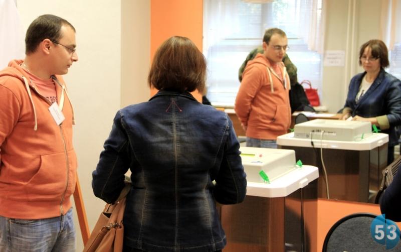 На территории Новгородской области открылись избирательные участки