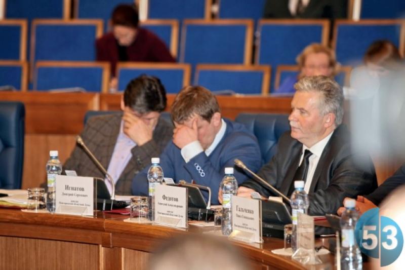 Депутаты обсуждали пакет по соцвопросам пять часов и под конец заседания устали