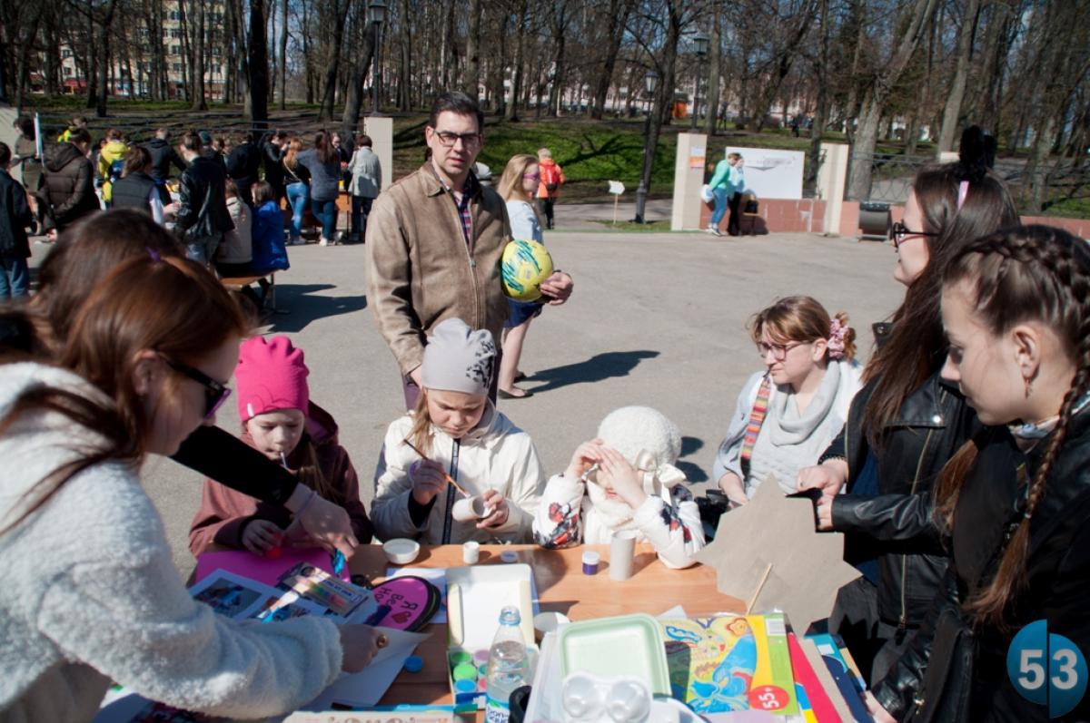 Сегодня в Великом Новгороде - «Доброе воскресенье»