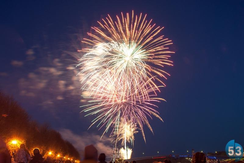 Трансляция: праздничный фейерверк в честь 75-летия освобождения Новгорода