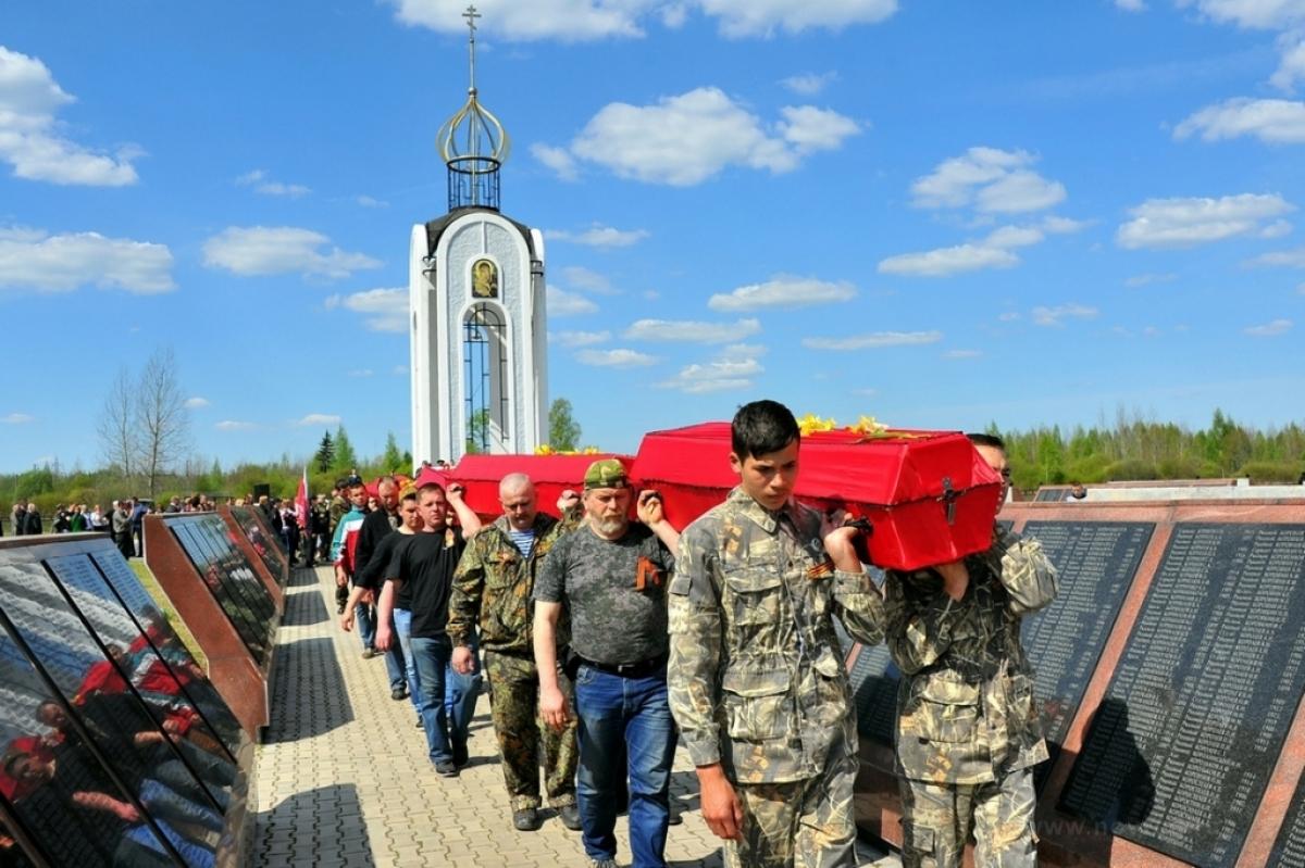 Новгородские поисковики назвали, что должно быть в госпрограмме по воинским захоронениям