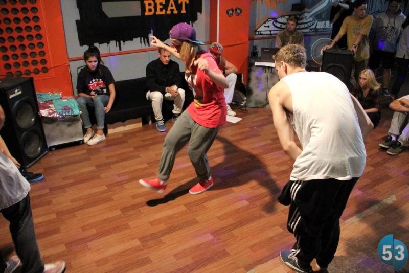 В Великом Новгороде состоялся танцевальный баттл